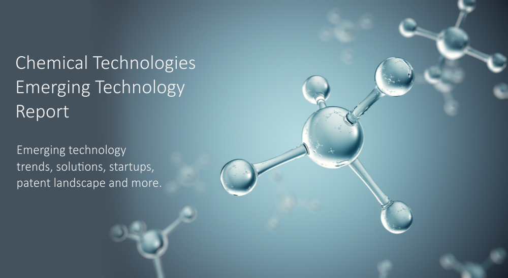 chemical technologies emerging technology patent intel